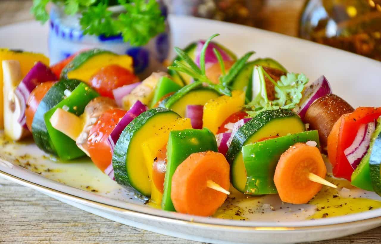 שיפוד ירקות