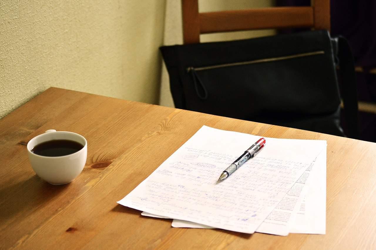 דפים ועט