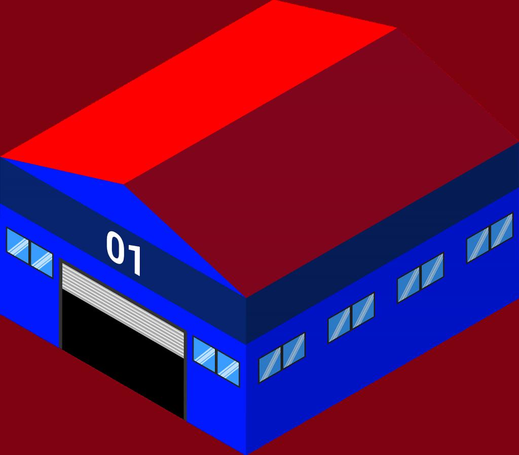 מחסן גדול