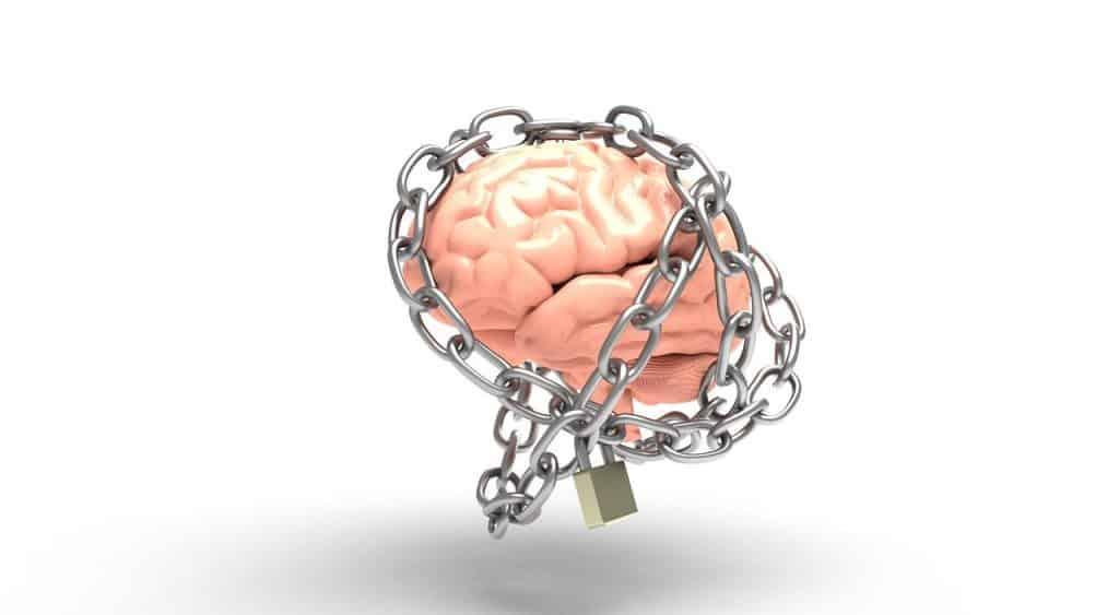 מוח נעול