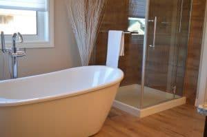 חדר אמבטיה קומפקטי
